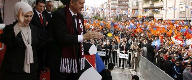 Erdoğan: 'Acıların çocuğu Baykal'