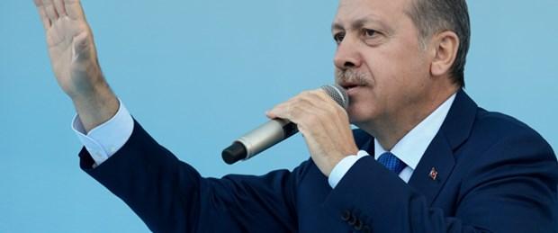 Erdoğan: Ayrılmadılar, ayırdık