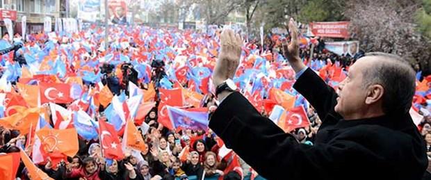 Erdoğan: Bana da tespihler gönderdi