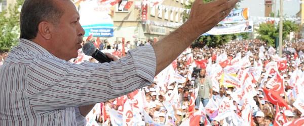 Erdoğan: Biz gönül diliyle konuşuruz