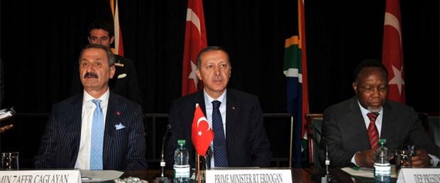 Erdoğan: Bu düzene dur demenin vakti geldi