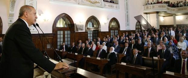 erdoğan 1. meclis