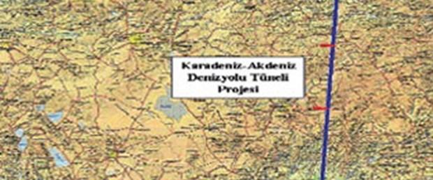Erdoğan 'Çılgın Proje'yi yarın açıklıyor