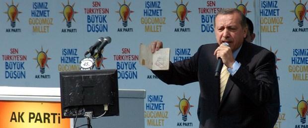 Erdoğan: Çukurlardan ne planlar çıkıyor