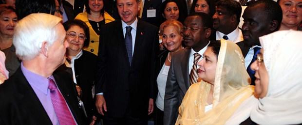 Erdoğan: Gerici bir tutum