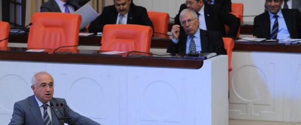 Erdoğan hakkındaki gensoru reddedildi