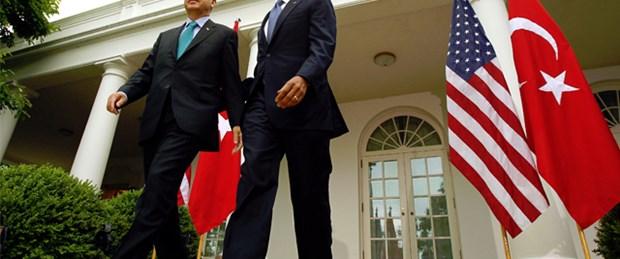 Erdoğan ile Obama 1 saat görüştü