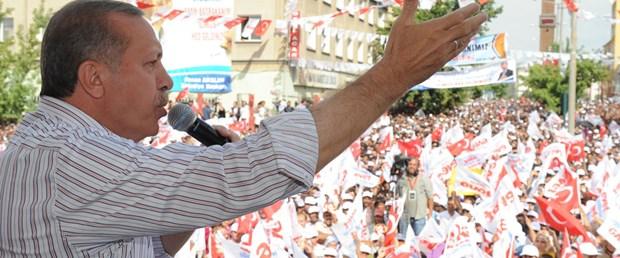 Erdoğan: İmralı'ya aynı insanlar gidiyor