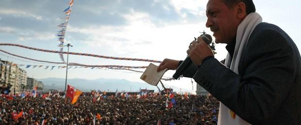 Erdoğan: İzmir kimsenin kalesi değil