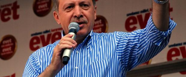 Erdoğan: Karikatür muhalefeti yapıyor