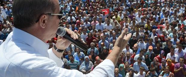 Erdoğan: Kendi göbeğimizi kendimiz keseceğiz