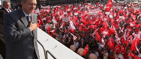 Erdoğan: Kıbrıs diye bir devlet yok