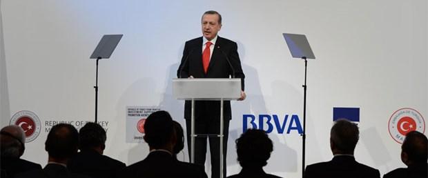 Erdoğan: Kredi kuruluşlarına inanmıyoruz