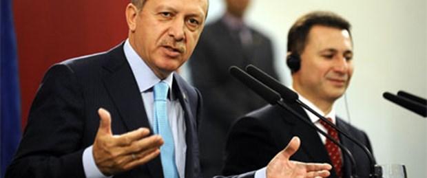 Erdoğan: Makedonya AB'ye bizden önce girer