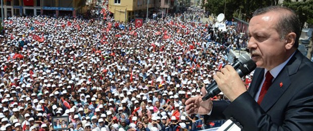 Erdoğan: Muhalifler Esad'ı indirecek