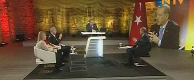 Erdoğan NTV'ye konuştu
