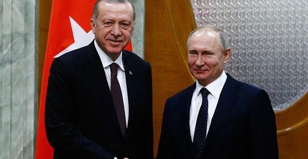 Erdoğan - Putin zirvesi bugün!