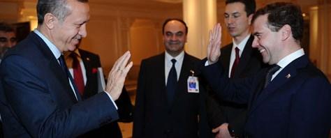 Erdoğan Rusya'dan nükleer güvence istedi