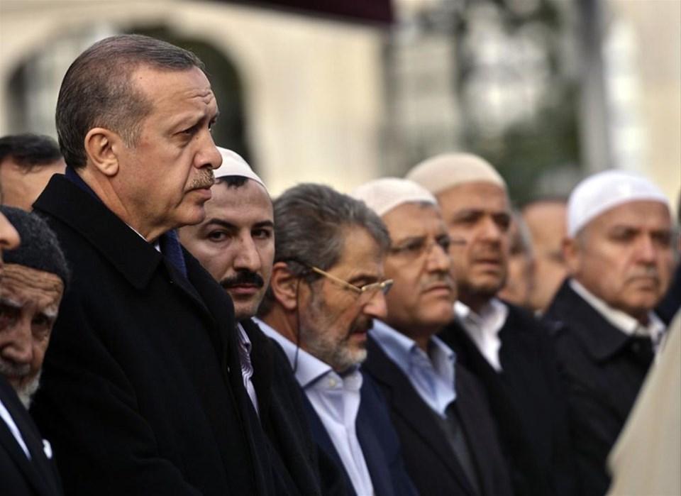 Erdoğan, Said Nursi'nin talebesini uğurladı