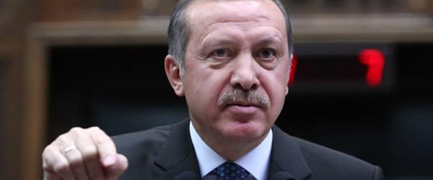 Erdoğan: Sen o kapının bekçisi misin?