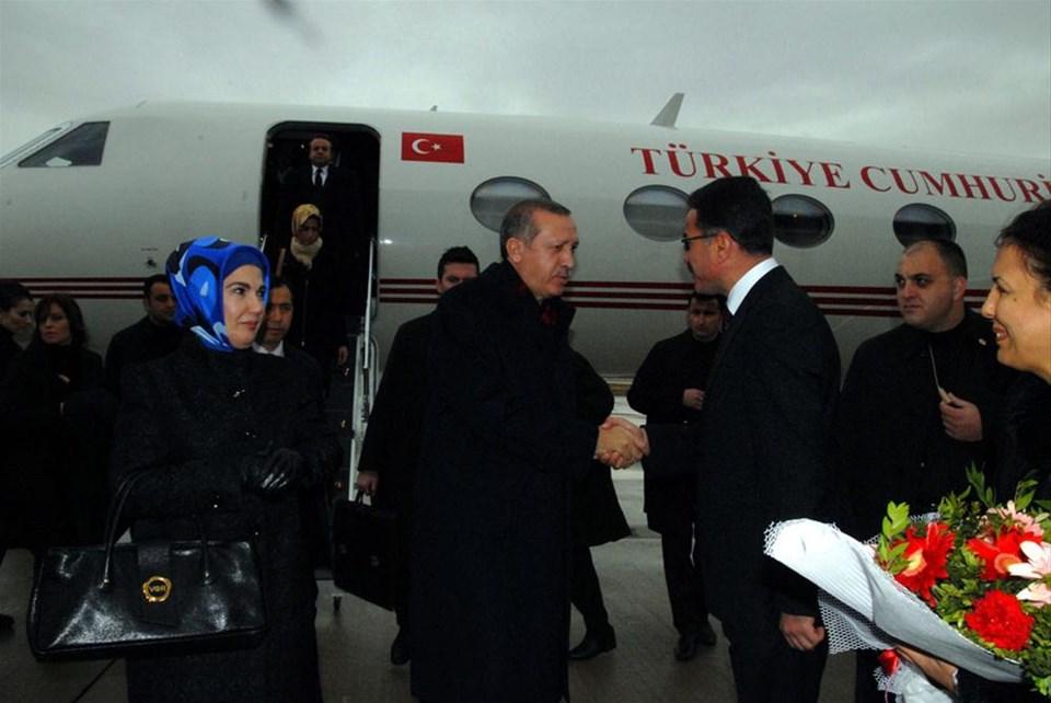 Erdoğan Siirt'te