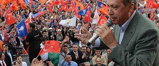 Erdoğan: Talimatı ben verdim