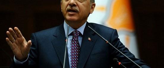 Erdoğan: Türkmenlere yardım götürüyorlardı
