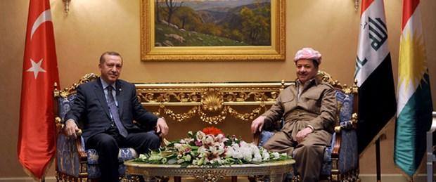 Erdoğan ve Barzani Diyarbakır'da buluşacak