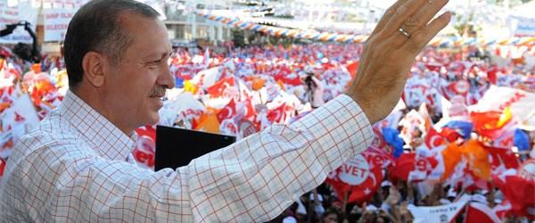 Erdoğan: Yargı İmralı'yla ittifakı konuşuyor