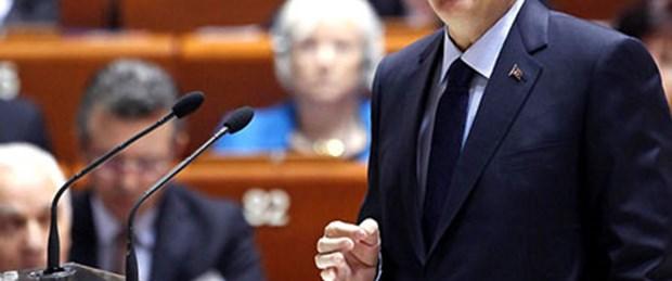 Erdoğan'a başörtüsü yanıtı