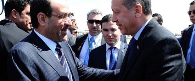 Erdoğan'dan Maliki'ye sürpriz davet