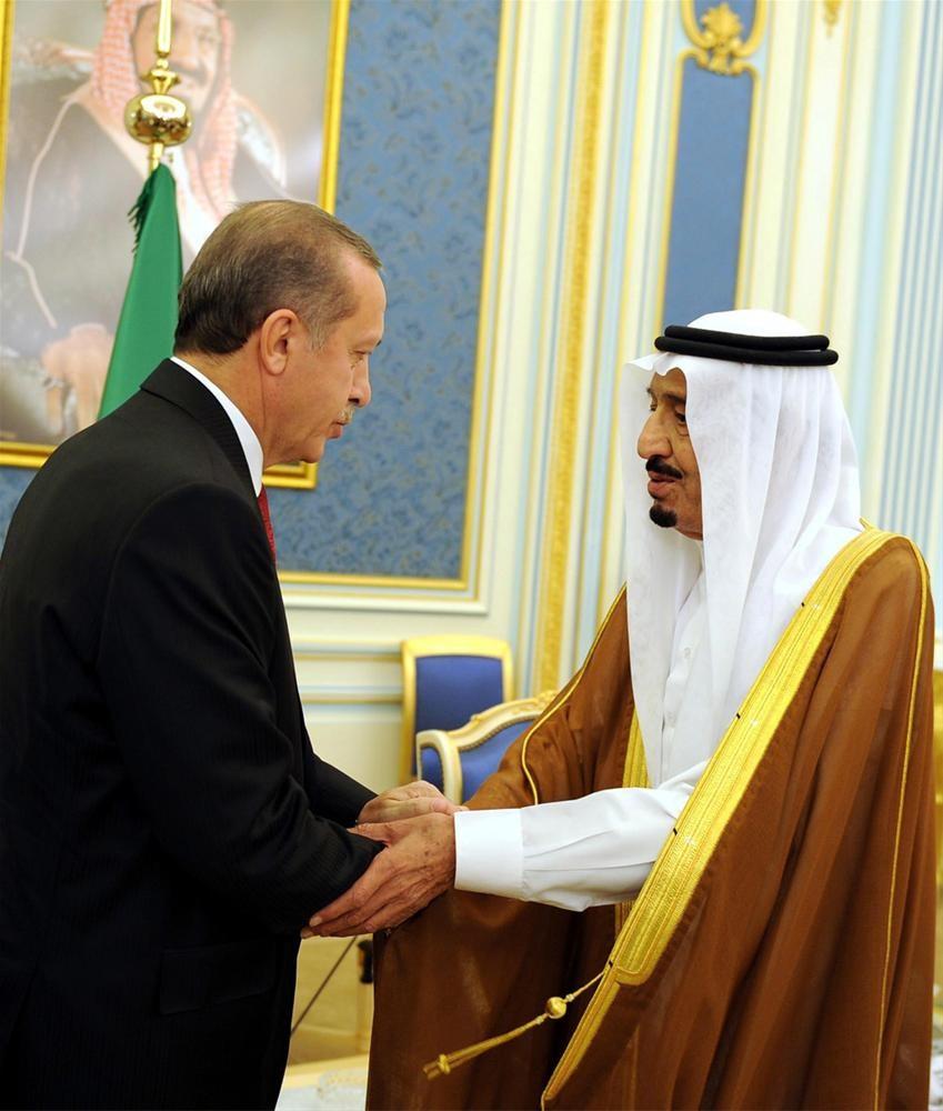 Erdoğan'dan prensin kardeşine başsağlığı