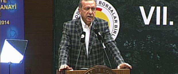 Erdoğan'dan Savcı Öz'e sert tepki