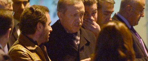 Erdoğan'dan 'seçim' toplantısı