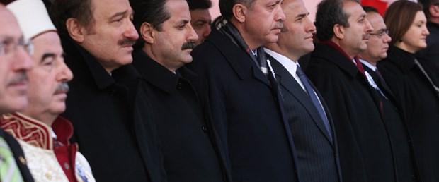 Erdoğan'ın sesi kısıldı