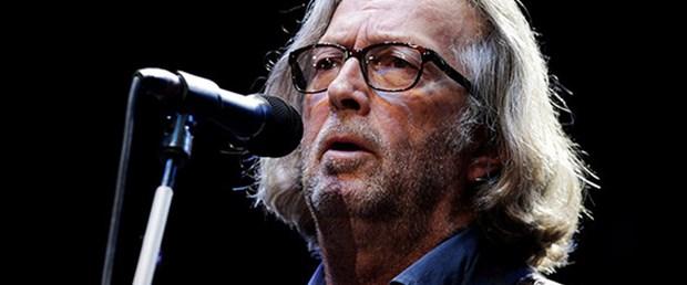 Eric Clapton'dan yeni albüm