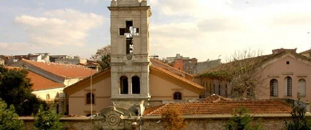 Ermeni kilisesine silahlı saldırı
