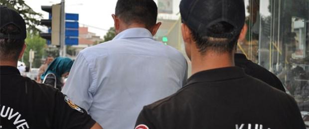 Erzurum'da rehine krizi: 1 polis şehit