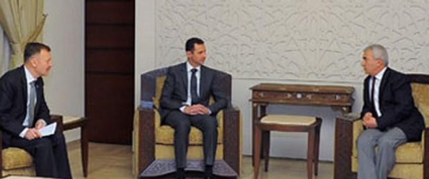 Esad: Erdoğan ve halkın tavrı ayrılmalı