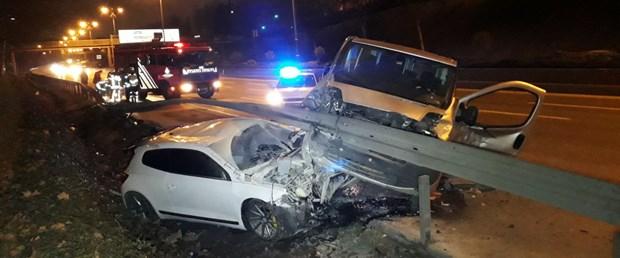 esenler trafik kazası