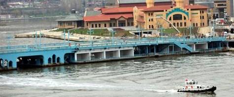 Eski Galata Köprüsü için tarih bugün
