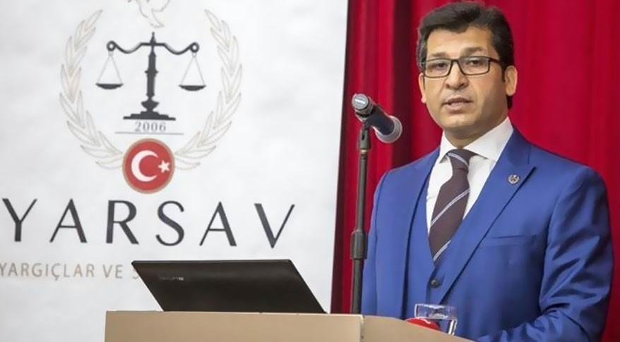 Eski YARSAV Başkanı Murat Arslan
