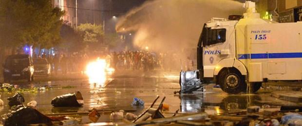 Eskişehir'de 'Gezi' eylemine müdahale