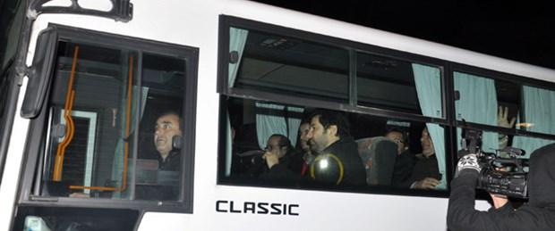 Eskişehir'deki operasyonda 5 tutuklama