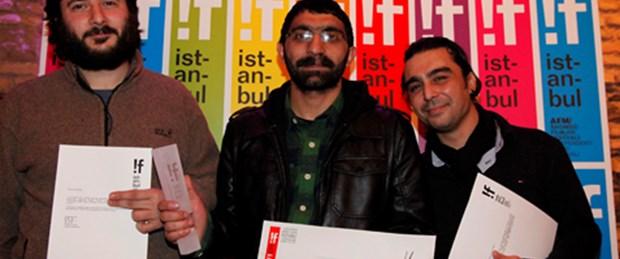 !f Kısalar'ın galibi Kürtçe film