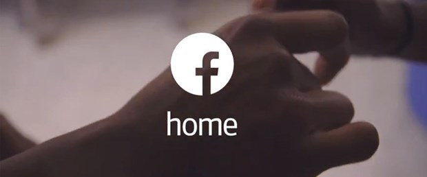 Facebook Home ilk 100'e bile giremedi