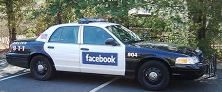 Facebook polisi iş başında!