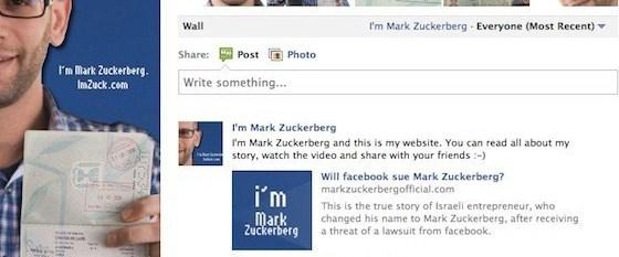 Facebook'tan Mark Zuckerberg'e dava