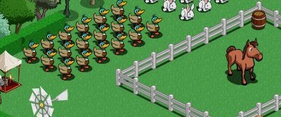 Farmville'e de erişim engellendi