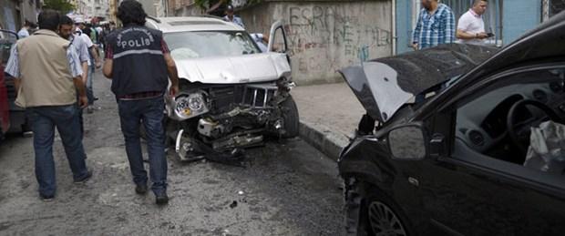 Fatih'te cip dehşeti: 2 ölü, 7 yaralı